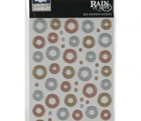 Cloud 9 Rain Dots Eyelets