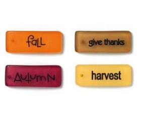 Doodlebug Fall Tags